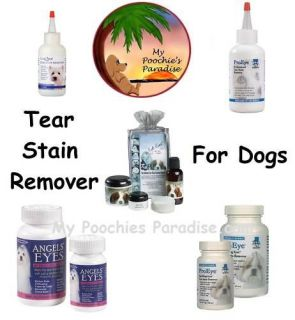 TEAR STAIN REMOVER for DOGS Huge Selection & Low Prices
