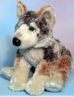 11 Red Wolf Plush Stuffed Animal Toy