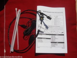 Dodge Chrysler Jeep MyGig Etc. U CONNECT Jumper Harness, OEM
