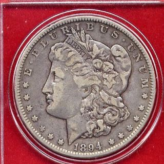 1894 O Morgan Silver Dollar Rare Key Date Genuine US Mint Coin New