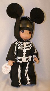 of Fun Halloween 12 Doll Disney Precious Moments 5085 Signed