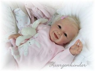REBORN DOLL, MORITZ BY LINDE SCHERER, SOFT LIGHT SKIN VINYL DOLL KIT