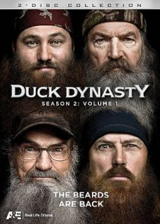 Duck Dynasty: Season 2 (DVD, 2013, 2 Disc Set)