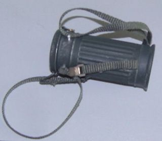 Dragon in Dreams DiD 1/6 Scale World War II Gas Mask Canister Metal