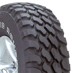 NEW 33/12.50 15 DUNLOP MUD ROVER 1250R R15 TIRE