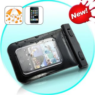 Waterproof Case iPhone iPod Touch Android Smartphones MP4 Players