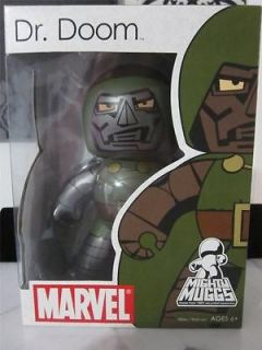 MARVEL COMICS UNIVERSE MIGHTY MUGGS DR DOOM RARE NEW IN BOX NIB