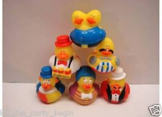 CARNIVAL CIRCUS Clown Costume DUCK Halloween PARTY FAVOR Child Ducky