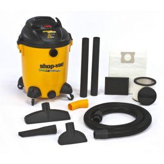 Shop Vac 14 Gallon 5.5 HP 120V Wet/Dry Pump Vacuum