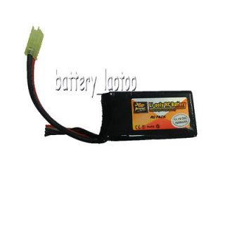Parrot AR Drone Spare Upgrade Battery 1500mah 11.1V 20C RC Lipo