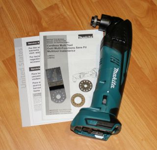 Universal Blade for Fein & other Oscillating ECut Multi Tool Saw SC