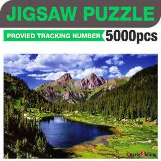Educa, Jigsaw Puzzle 5000 piece Colorado Rocky Mountain for adult
