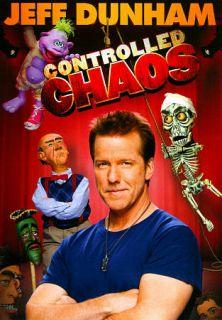 Jeff Dunham Controlled Chaos DVD
