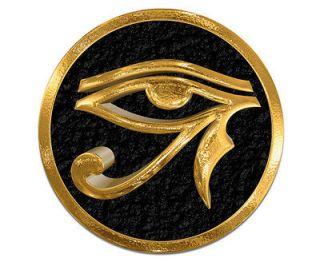 HORUS Decal 3x3 Simulated GOLD EGYPTIAN Wall Car Vinyl Sticker G 3