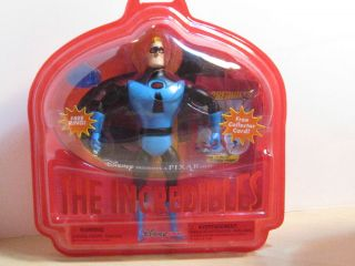 Disneys The Incredibles  Action Figure of Young Bob w/ Card and Ring