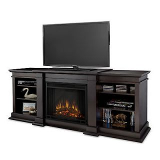 FRESNO Portable Electric Fireplace/Ente rtainment Center Heater 3 CLRS
