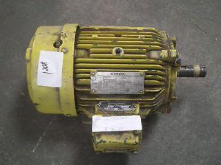 electric motor siemens