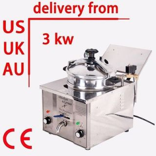 LATEST TYPE PRESSURE FRYER WONDERFUL EASILY OPERATION EQIUPMENT v
