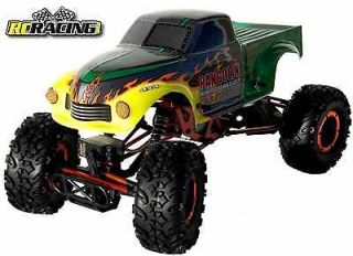 Newly listed ELECTRIC RC TRUCK 4WD BUGGY 1/10 CAR NEW ROCK CRAWLER