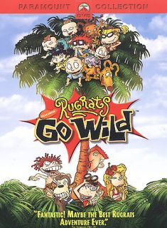 Rugrats Go Wild (DVD, 2003) NO CASE OR ARTWORK