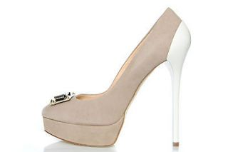 Womens Shoes ELISABETTA FRANCHI Platform Stiletto 333 KENYA High Heel