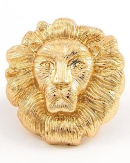 Sexy Stunning Various Tone Lion Head Celebrity Style Jewelry