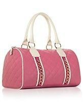 NICKI MINAJ PINK DUFFLE GYM WEEKENDER BAG BRAND NEW