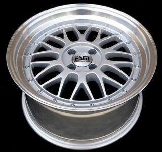 17x8 17x9 17 LM Wheels Rims 5X100 ESM 004 VW SCION SUBARU TOYOTA
