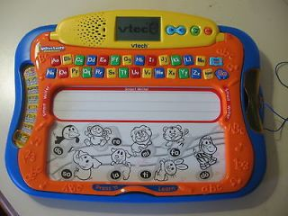 vtech write learn smartboard learning system works great