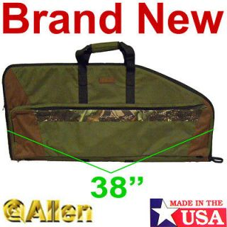 Allen Olive Drab 38 Hunting Compound Bow Carrying Case/Bag,New