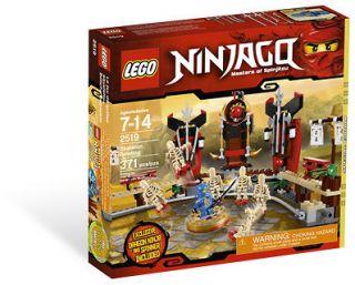 New LEGO Ninjago Skeleton Bowling Blue Dragon Ninja Jay DX Spinner