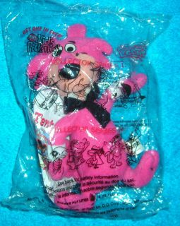 HANNA BARBERA SNAGGLEPUSS DAIRY QUEEN 6 PLUSH TOY NEW