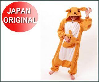 Halloween Costumes kangaroo Kigurumi Japan party pajamas Genuine from