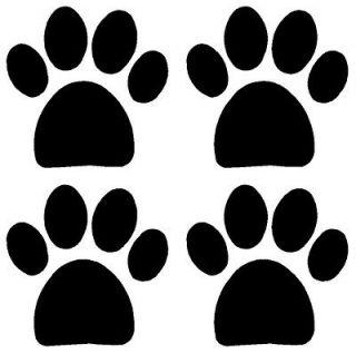 LOVE PAW Sticker Family Car Window Vinyl Decal Cute Animal Pet Dog Cat