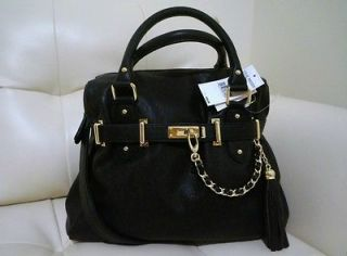 NWT $98 Steve Madden Black Bag
