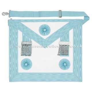 Quality Brand New Superior Masonic Master Masons Apron