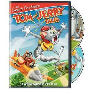 Newly listed TOM AND JERRY TALES   SEASON 1   DVD NEW!!