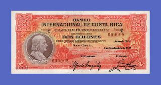 HAPPY NEW YEAR   COSTA RICA   SAN JOSÉ   2 Colones 1937s