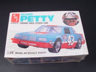 Vintage Richard Petty Grand Prix Stock Car Sealed Model