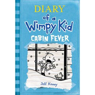NEW Diary of a Wimpy Kid Cabin Fever   Kinney, Jeff