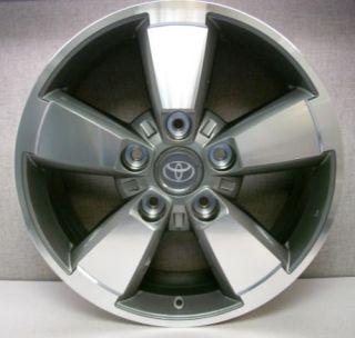 Toyota Tundra 20 Carve Wheel Genuine OE PT533 34070