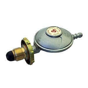 LPG red PROPANE gas regulator,HAND WHEEL,no spanner req