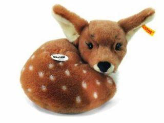 Steiff 20cm Rieke Deer (Brown)