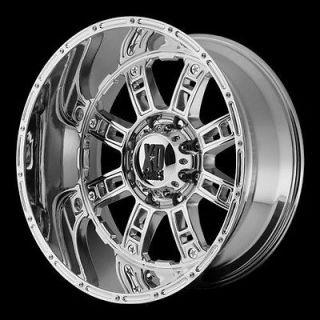Kmc XD Series XD80920468276N XD809 Wheel 20 x 14 Chrome 6X5.5
