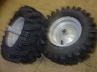 Snow Blower Snowblower Snowthrower 12 Wheels Tires Rims 13X500X6