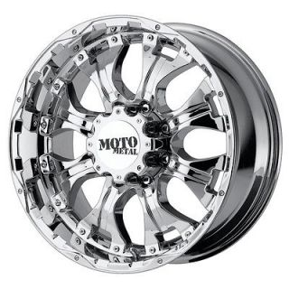18x9 Moto Metal MO959 Chrome Wheel/Rim(s) 8x180 8 180 18 9