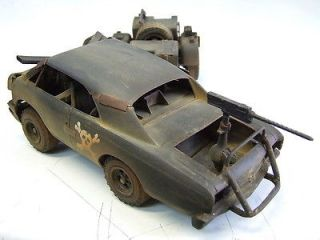 1966 CHEVELLE SS MAD MAX FICTION MOVIE CAR DEATH SQUAD CARNAGE CAR