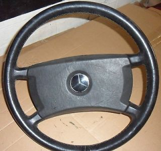 Range Steering Wheel Boss Kit For Mercedes Benz W126 Models (80 91) 1