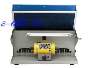 Professional Polishing Buffing Machine Dust Collector TableTop w