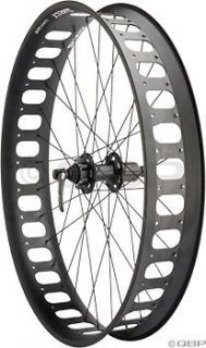 Surly Fat Bike Rear Wheel 26 Shimano XT Disc / Clown Shoe 28mm offset